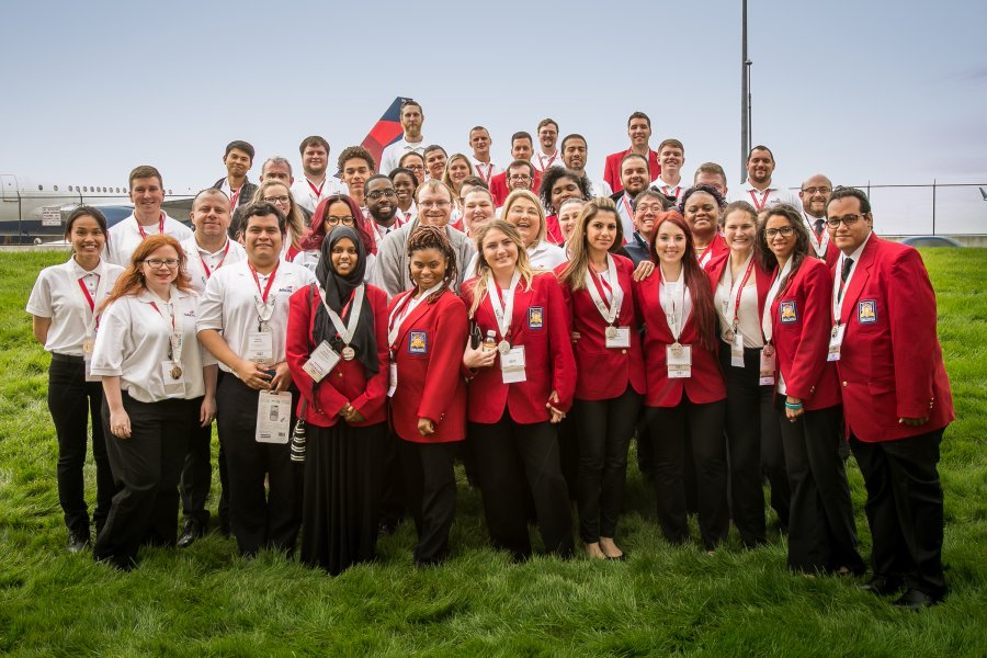Gwinnett Tech Students Earn 35 Medals at State SkillsUSA Competition