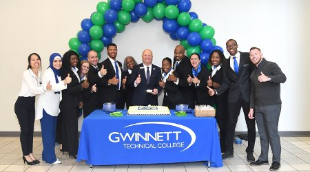 Gwinnett Tech's 2019 State of the College Address Focuses on 35 Years of Workforce Development