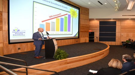 Gwinnett Tech's 2018 State of the College Address Focuses on Celebrating Faculty Success