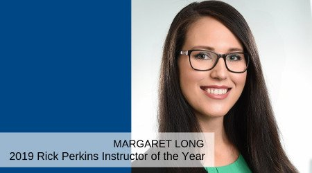 Gwinnett Technical College Names Margaret Long 2019 Rick Perkins Instructor of the Year