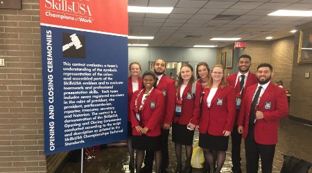 Gwinnett Tech Students Earn Fourteen Medals at National SkillsUSA Competition