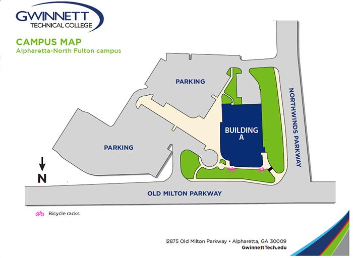 GTC Alpharetta/North Fulton Map